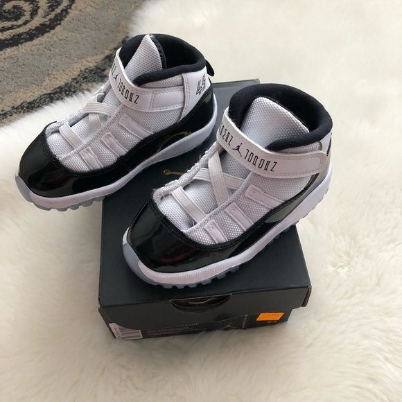 differently b6e74 77200 ToddlerJordan Retro 11 Sneaker